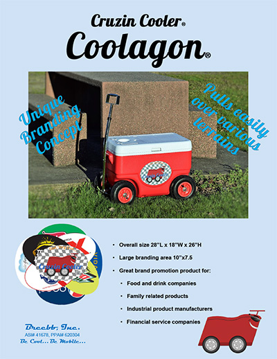 Coolagon Cruzin Cooler